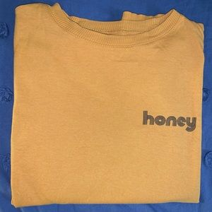 Cotton On Long Sleeve Honey Tee